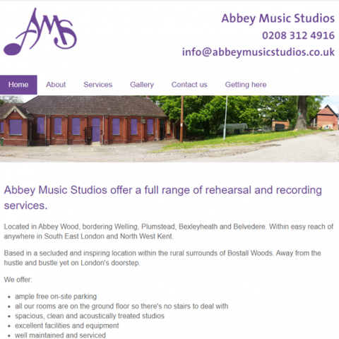 Abbey Music Studios
